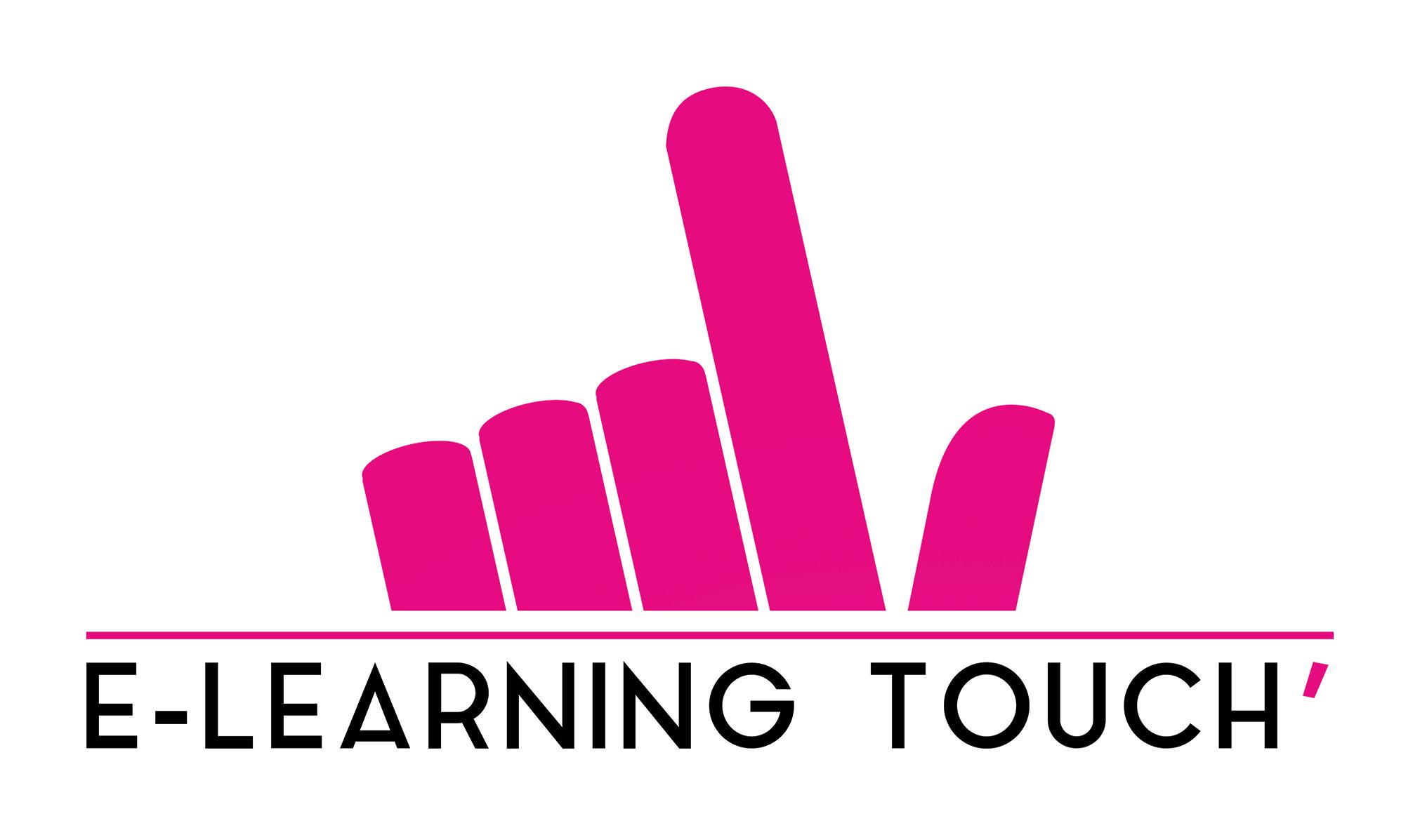 logo de l'entreprise e-learning touch'