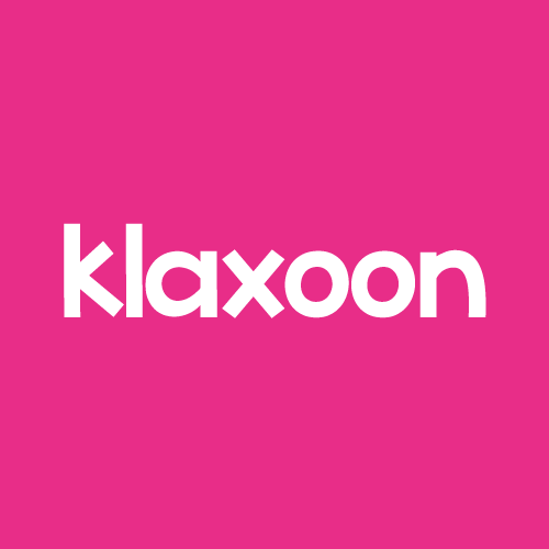 Logo entreprise Klaxoon